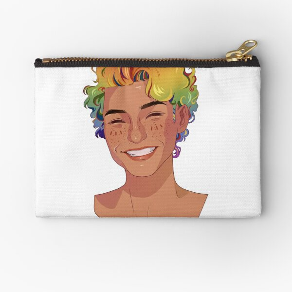 LGBT Collection with @milanmoart - Gay Zipper Pouch