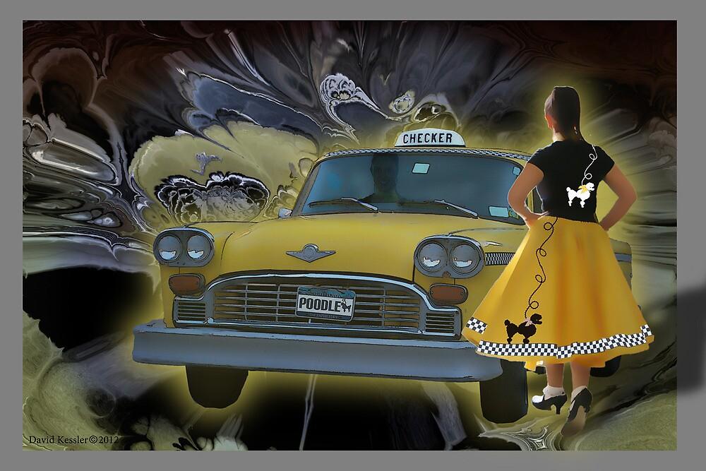 Taxi Girl by David Kessler