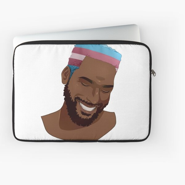LGBT Collection with @milanmoart - Transgender Male Laptop Sleeve
