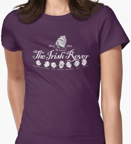 Crew of the Irish Rover Dark shirt T-Shirt