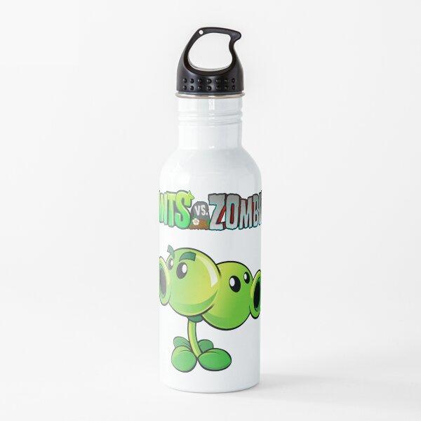 Split Pea design HD | Plants vs Zombies Water Bottle