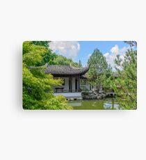 Lienzo NY Chinese Scholar's Garden