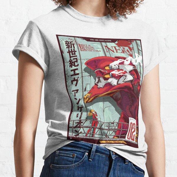 Asuka Langley Sohryu - Evangelion T-shirt classique