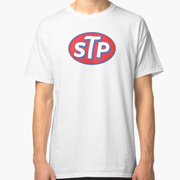 STP Distressed Look Classic T-Shirt