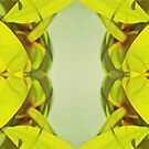 Yellow Fractal 7 by vjchoolun