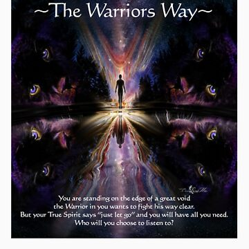 The Warriors Way by redwolf