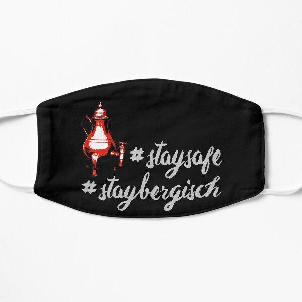 STAY SAFE STAY BERGISCH Maske
