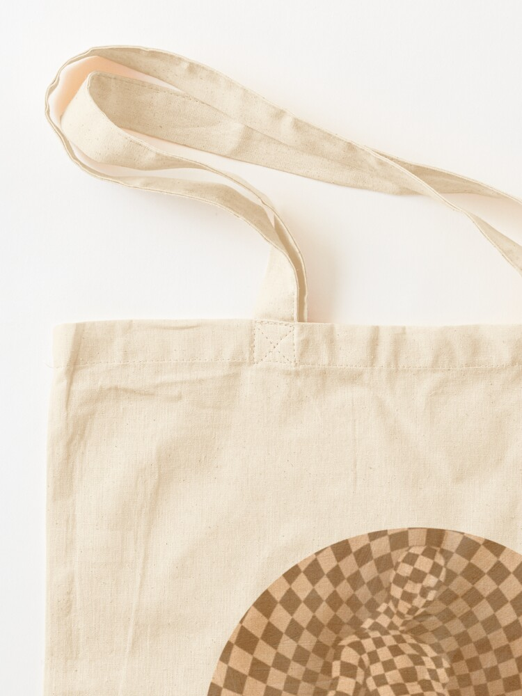 Alternate view of Mystery Woman Tote Bag