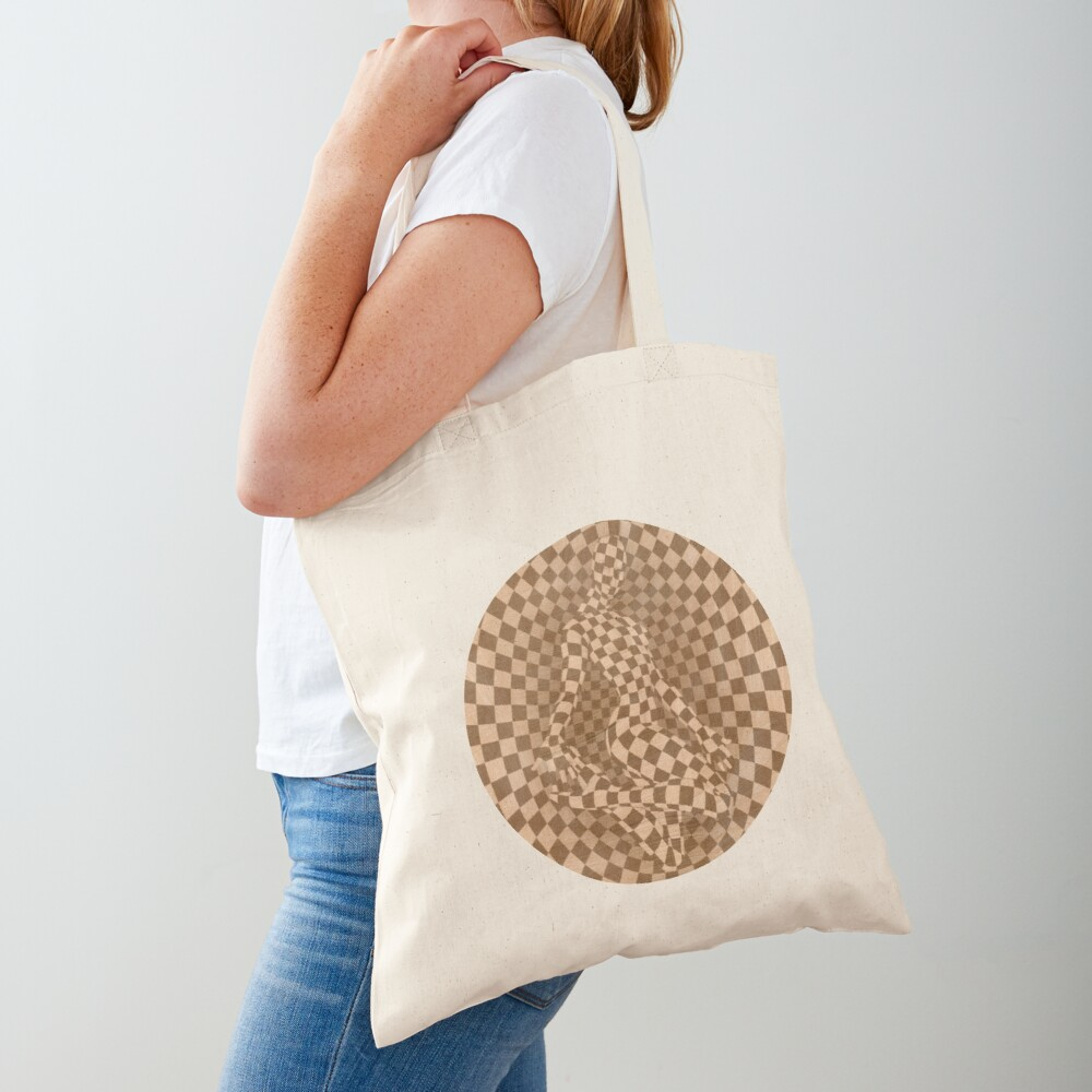Mystery Woman Tote Bag