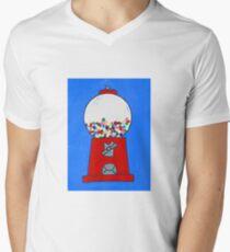 Gumball machine Men's V-Neck T-Shirt