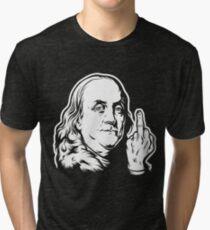 Bird Franklin Tri-blend T-Shirt