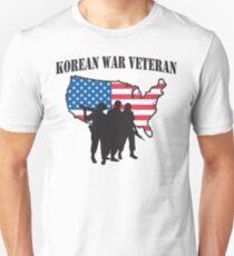 Korean War Veteran T-Shirt Unisex T-Shirt