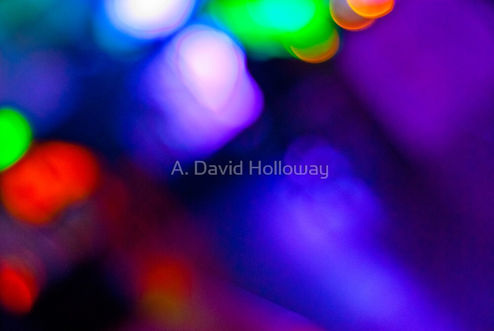Abstract #14 - Light Squares by Aaron Holloway