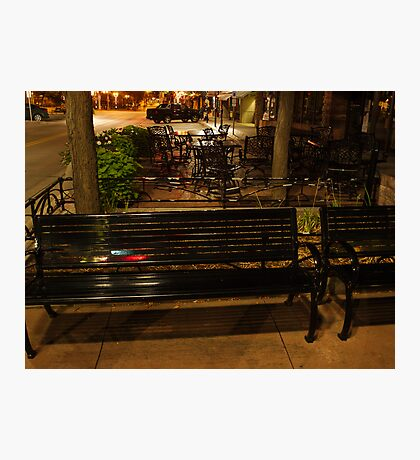 Downtown Sioux Falls at 4:30 AM Photographic Print