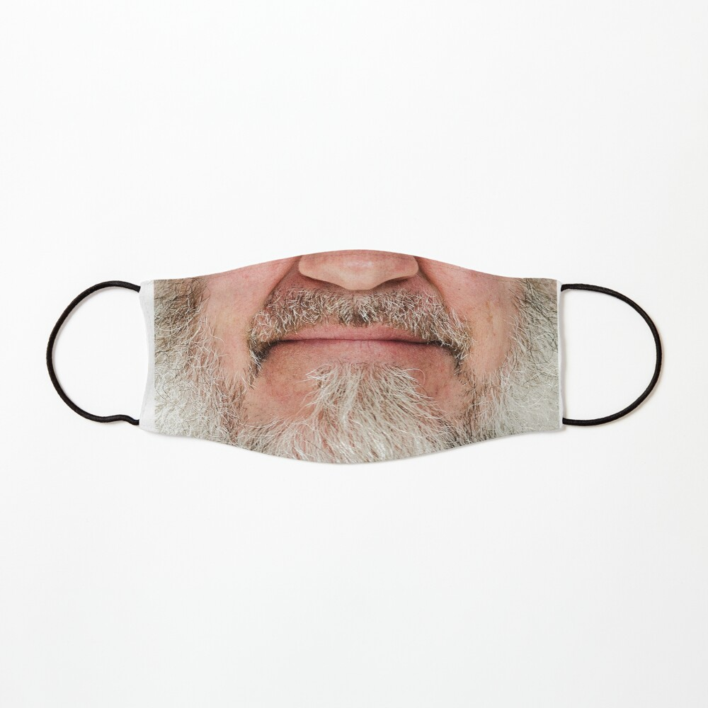 OLD MAN BEARD FACEMASK Mask