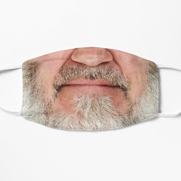 OLD MAN BEARD FACEMASK Mask