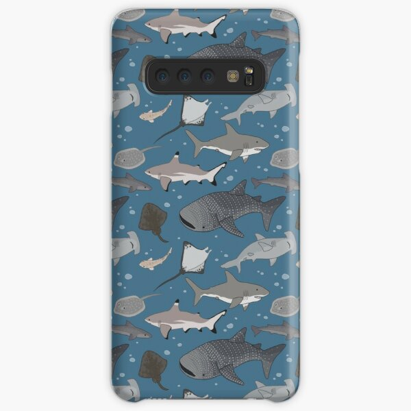 Sharks and Rays Samsung Galaxy Snap Case