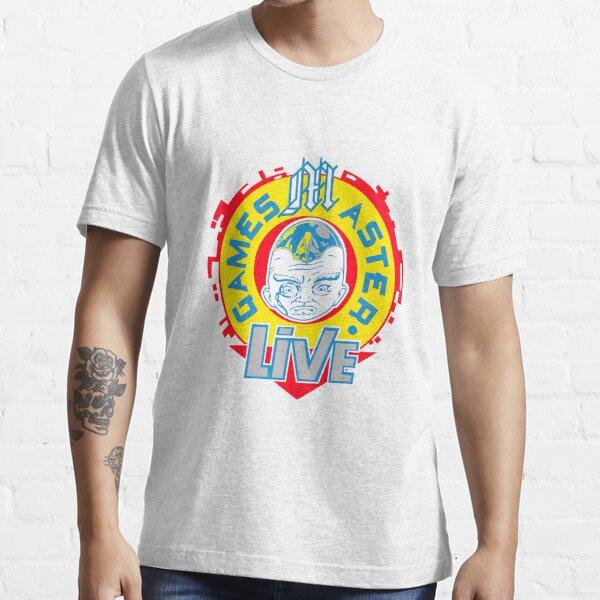 """Oi, GamesMaster!"" Essential T-Shirt"