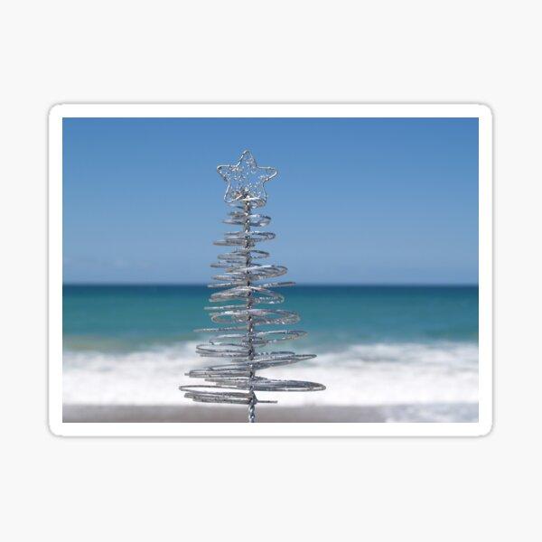 Silver Tree Sticker