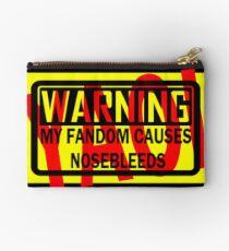 Yaoi Warning: Nosebleeds Studio Pouch