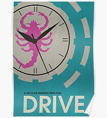 Drive - Minimalist Movie Poster Poster