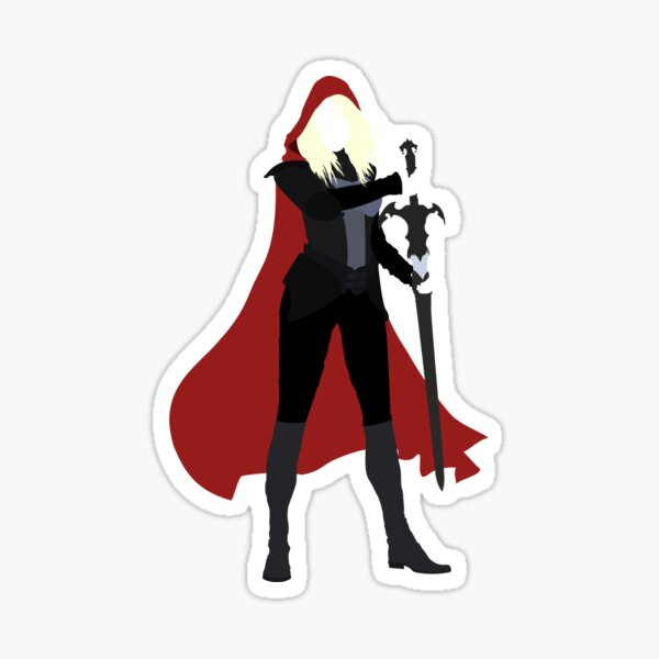 Celaena Sardothien | Queen of Shadows Sticker