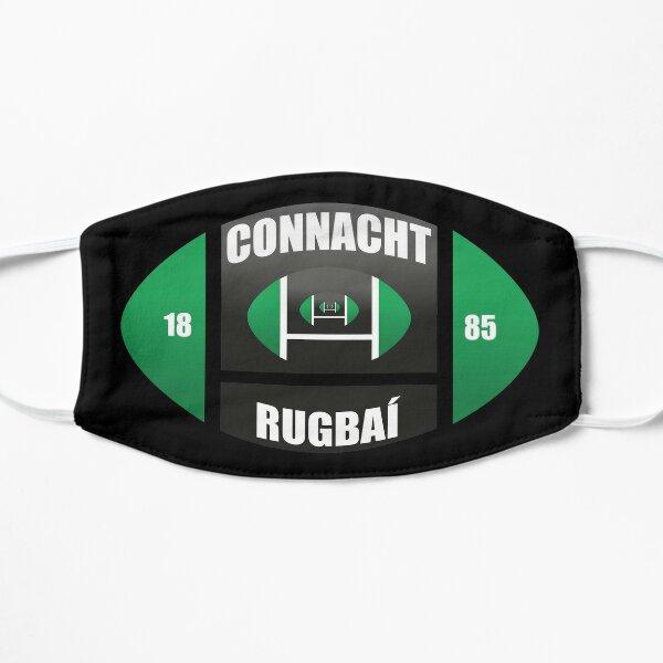 Connacht Rugby Ireland Flat Mask