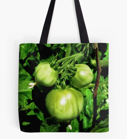 Green Tomatoes Tote Bag