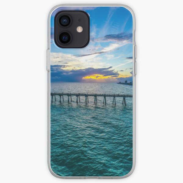 Emerald Pier iPhone Soft Case