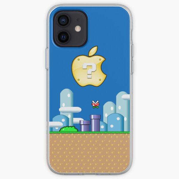 Question Block Apple iPhone Soft Case