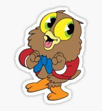 OWL JOLSON 2 Sticker