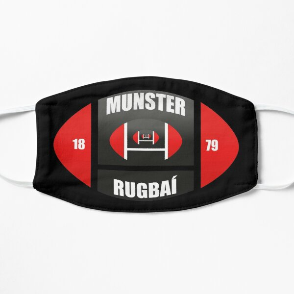 Munster Rugby Ireland Mask