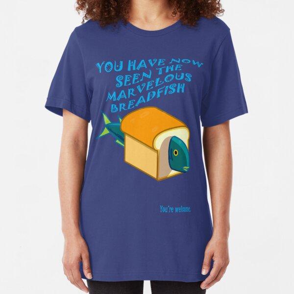 The Marvelous Breadfish Slim Fit T-Shirt