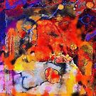 Abstract Expression x1 by Richard  Tuvey