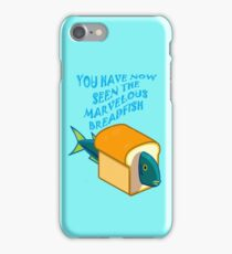 The Marvelous Breadfish iPhone Case/Skin