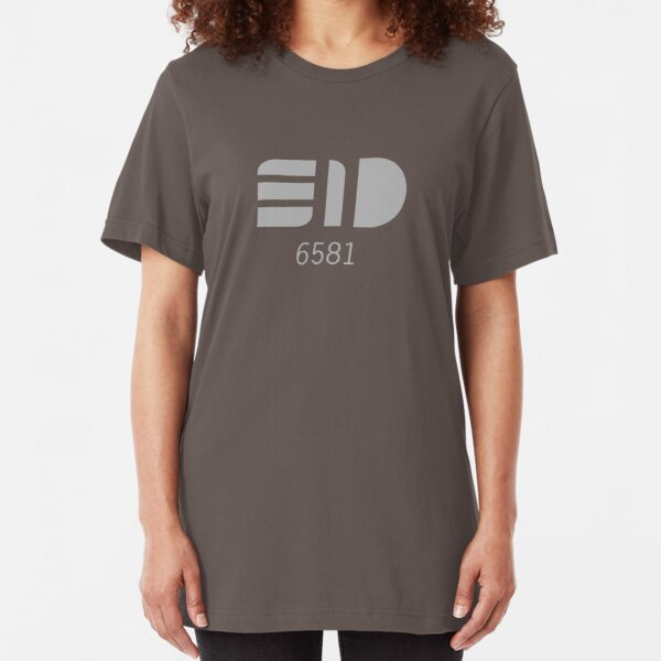 SID 6581 Slim Fit T-Shirt