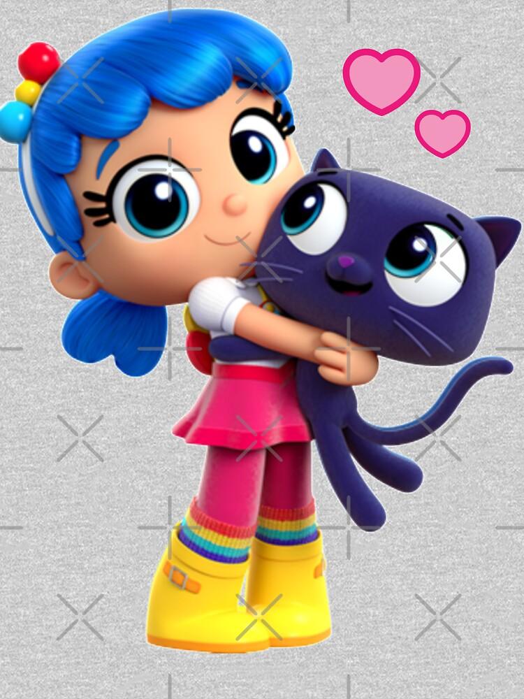True and the rainbow kingdom Bartleby love by StefaniaAlina