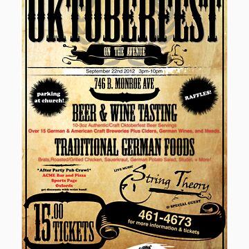 OKTOBERFEST by TimLingard