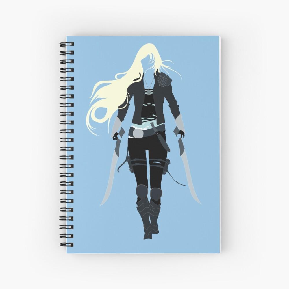 Celaena Sardothien | Throne of Glass Spiral Notebook