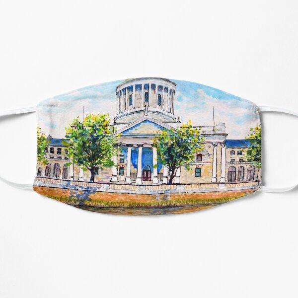 The Four Courts (2019) Dublin, Ireland Mask
