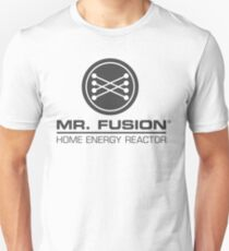 Back to the Future II Mr. Fusion Logo Unisex T-Shirt