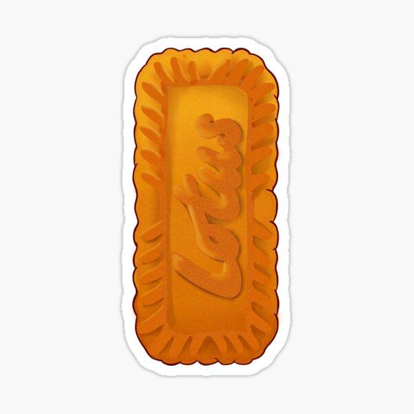 Lotus biscoff Sticker