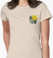 B is for Begonia - patch T-Shirt