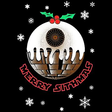 Merry Sithmas Sweater by ChaneCollect