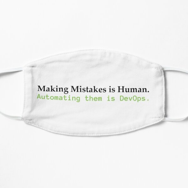 Making Mistakes Mask