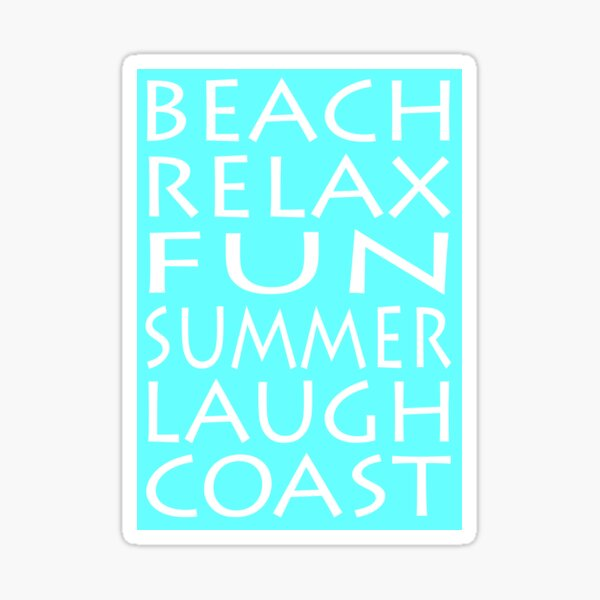 Fun Inspiration Sticker