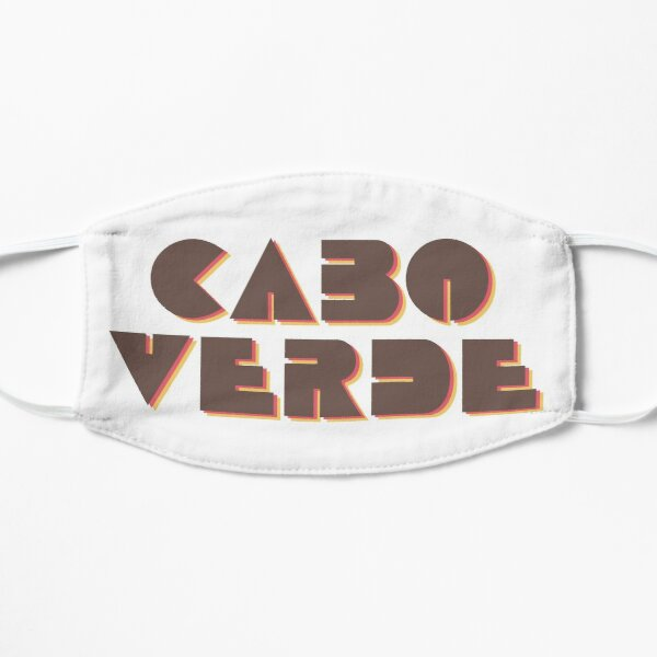 Cabo Verde! Masque taille M/L
