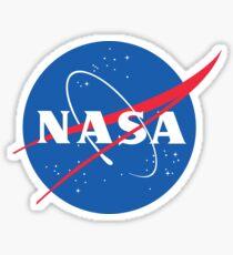 Pegatina NASA