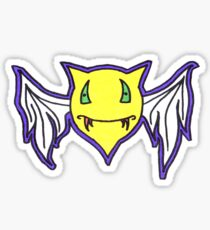 Percentum Batwings Sticker