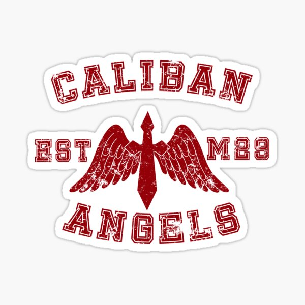 Caliban Angels Sticker